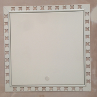 Thindor Beaded Frame Unplastered